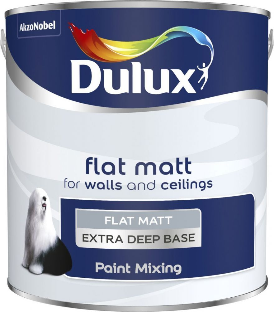 Dulux Flat Matt Spiced Honey Palette #4